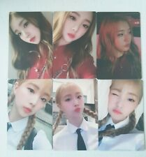 """MONTHLY GIRL LOONA YeoJin 6 Photocard SET - Official MD Showcase of LOONA """"#"""""""