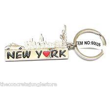 2x New York Key Chain, New York City Key Chain, New York Souvenir, 50026
