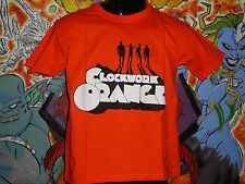 "Clockwork Orange ""Droogs"" Shirt Malcolm McDowel Anthony Burgess Alex"