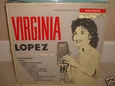 Virginia Lopez - Vol. 3 - Rare LP in Fair Conditions - L4