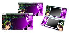 Skin Sticker to fit Nintendo DSI - Justin Bieber