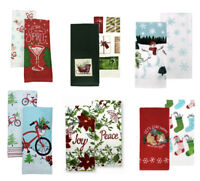 St. Nicholas Square Christmas Holiday Kitchen Towels (See Selections) NEW