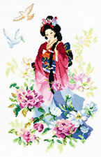 Cross Stitch Kit Tenderness in the morning art. 66-18