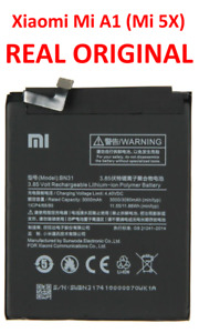 REAL Original Xiaomi Mi A1 Battery 3080 mAh BN31 FREE TOOLS AND STICKY STRIPS