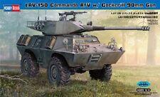 Hobbyboss 1/35 82422 LAV-150 Commando AFV w/ Cockerill 90mm Gun