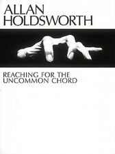 Allan Holdsworth Reaching for the Uncommon Chord Sheet Music Transcri 000604049