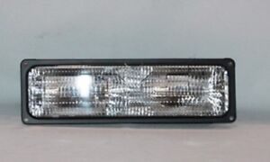 Turn Signal / Parking Light Assembly-Capa Certified Front Left TYC 12-1540-01-9
