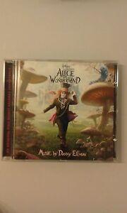 COLONNA SONORA - ELFMAN DANNY - ALICE IN WONDERLAND  - CD