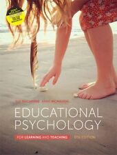 Educational Psychology for Learning and Teaching with Student Resource Access 12