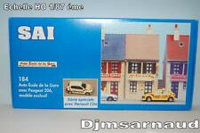 Auto école de la gare avec Renault Clio éch HO SAI 184.1 SAI Collections