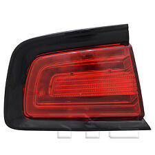 TYC NSF Left Side Tail Light Assy for Dodge Charger 2011-2014 Models