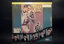 LASERDISC / LD - Touch of Evil / La Soif du Mal de Orson Welles - Uncut Version