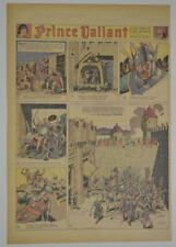 PRINCE VALIANT Full Color SUNDAY PAGE King Features Hal Foster 5/3/1942, #273
