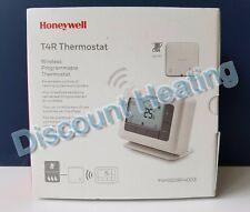 Honeywell T4R Y4H910RF4003 Wireless Thermostat 7 Day Programmable RF Room Stat