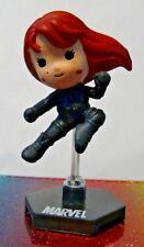 Marvel Grab Zags BLACK WIDOW Mini Figure Mint OOP