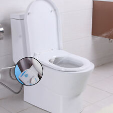 Adjustable Fresh Water Spray Non-electric Bidet Toilet Seat Nozzle Attachment AU