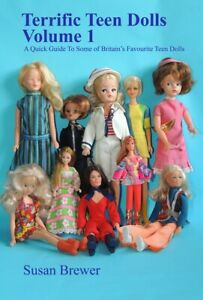 Terrific Teen Dolls Book Vol 1 by Susan Brewer