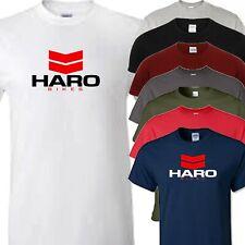 bmx haro t shirt adults and kids