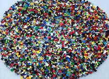 LEGO 5000 NEW Random SMALL Pieces: Cone, Plate, Brick, Tiles, Dots, 1x1, 1x2 Fun