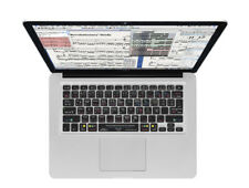 Sibelius Keyboard Cover for MacBook/Air 13/Pro (2008+)/Retina