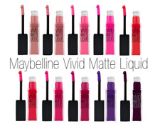 Maybelline vivid matte liquid U CHOOSE (new) buy 2 get 1 FREE must add 3 to cart
