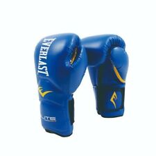 EVERLAST Boxing Kickboxing MMA New Elite Hook & Loop Training Gloves