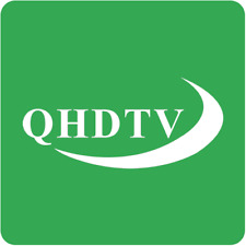 QHDTV 1 YEAR , For  Android Box , Smart Tv