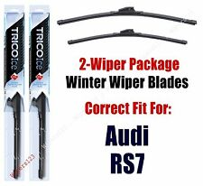 WINTER Wipers 2-pack fits 2014+ Audi RS7 35260/210