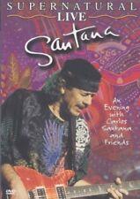 Santana: Supernatural - Live DVD (2003) Santana