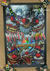 Killer Klowns from Outer Space FOIL #54/65 Screen Print Poster Rhys Cooper