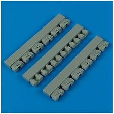 Quickboost 1/32 Junkers Ju88 Ammunition Boxes for Revell # 32056