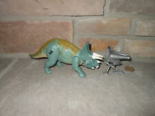 Jurassic Park Dinosaurs 1999 Walmart Excl. Triceratops complete dinosaur figure