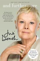And Furthermore by Judi Dench 2012, Paperback
