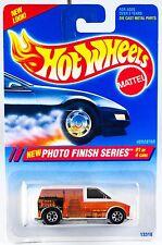 Hot Wheels No. 331 Photo Finish Series #1 Aerostar 7 Spoke Wheels New 1995