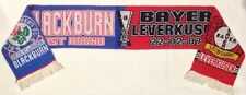Blackburn Rovers v Bayer Leverkusen 2006-2007 Europa League Scarf