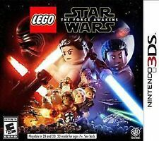 LEGO Star Wars: The Force Awakens for Nintendo 3DS New / Sealed Free Shipping