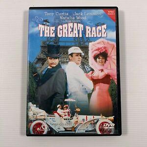 The Great Race (DVD 2002) 1964 film Peter Falk Jack Lemmon Region 4