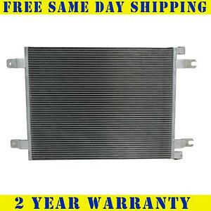 A/C Condenser For 2008-2016 Kenworth Peterbilt W900 W900L 320 Fast Free Shipping