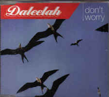 Daleelah-Dont Worry cd maxi single 8 tracks