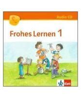 """Frohes Lernen Fibel. Audio-CD 1. Schuljahr"""