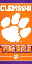 "CLEMSON TIGERS BEACH TOWEL 30"" X 60"""