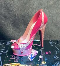 Just The Right Shoe 'Legally Pink' by Raine