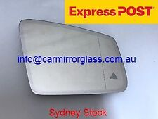 RIGHT DRIVER SIDE MIRROR GLASS MERCEDES  CLA GLA 180 200 220 250 45 W BLIND SPOT