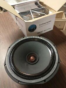 """Audio Nirvana Super 12"""" AlNiCo speakers New In Box"""