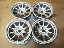 "Set Of 17"" Alloy Wheels Multi Spokes 5x114.3 5x100 9.75J ET25"
