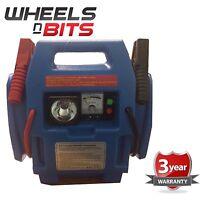 Coche Batería de Refuerzo Arrancador Compresor 12v Barco Van Portátil 12V Poder