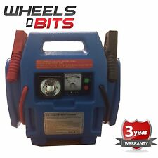 Auto booster batterie starthilfe kompressor 12v boot van tragbar 12 volt-power