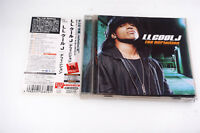 LLCOOLJ THE DEFINITION  CD JAPAN OBI A4641