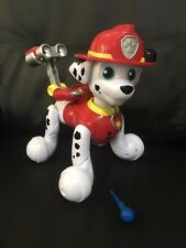 Paw Patrol, Zoomer Marshall, Interactive Pup, Sounds and Phrases EUC