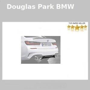 BMW Genuine M Performance Carbon Rear Diffuser. 3 Series G20 G21. 51192455819